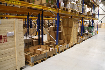 opslag distributie storage distribution cyberfreight holland