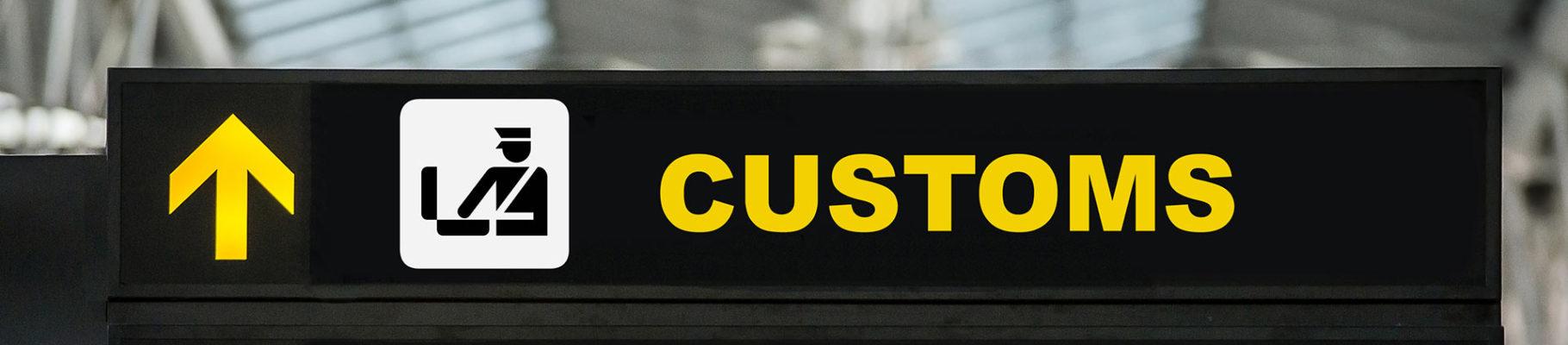 cyberfreight customs VAT douane