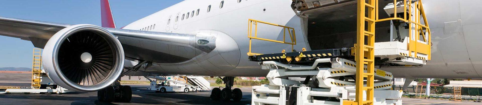 Cyberfreight Pharma logistics - luchtvracht airfreight