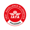 icon iata pharma - cyberfreight certificaat certificate